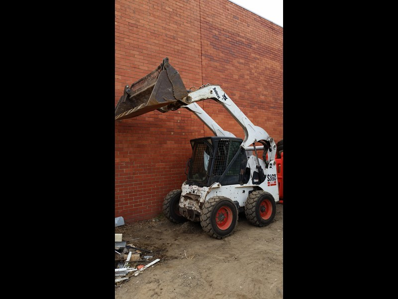 bobcat s300 skid steer loader 355539 003