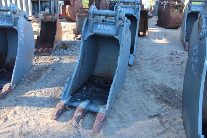 scott 600mm trench bucket suit 20t 355078 001