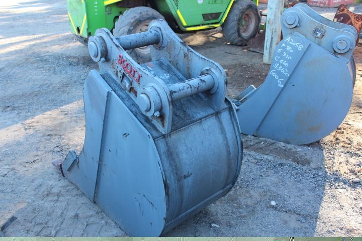 scott 600mm trench bucket suit 20t 355069 004