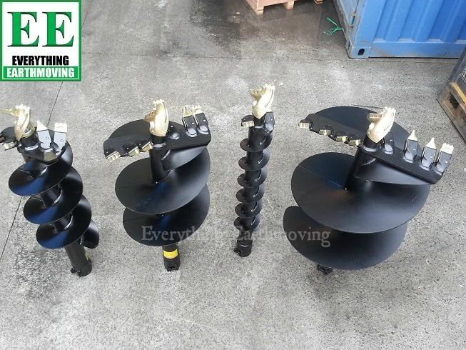 auger torque 4500max earth drill for skid steers up to 80hp auger torque 4500max 356150 025