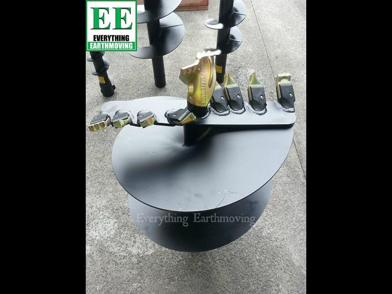 auger torque 4500max earth drill for skid steers up to 80hp auger torque 4500max 356150 045