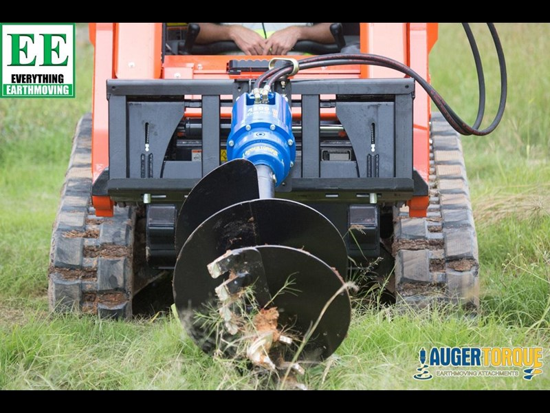 auger torque 4500max earth drill for skid steers up to 80hp auger torque 4500max 356150 011