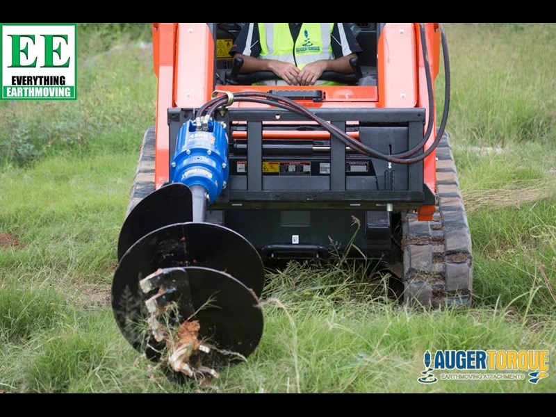 auger torque 4500max earth drill for skid steers up to 80hp auger torque 4500max 356150 013