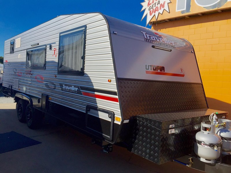 traveller utopia 23' delux ensuite outback 356176 007