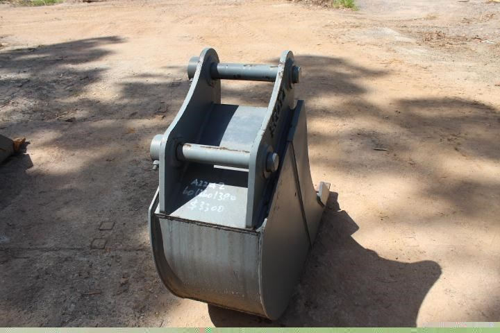 scott 450mm trench bucket 356654 003