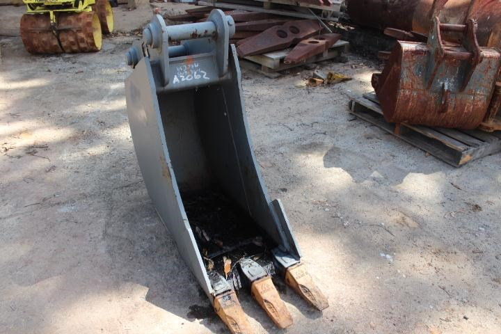scott 450mm trench bucket 356646 001