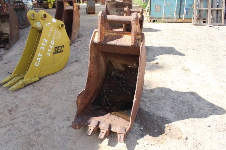 unknown 600mm trench bucket 356660 001