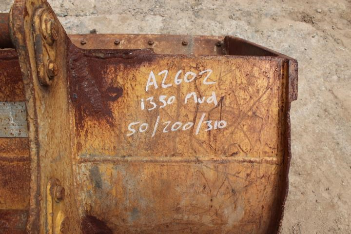 atlas 1350mm mud bucket 356681 007
