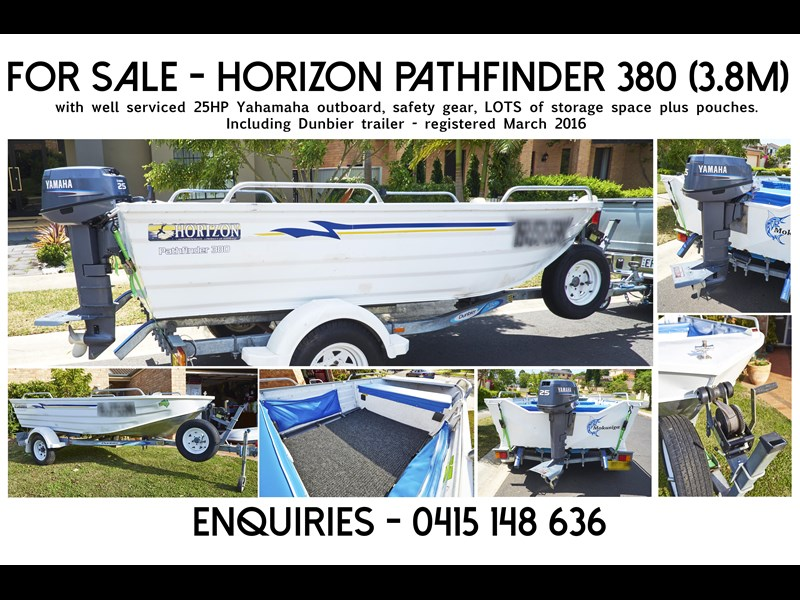 horizon pathfinder 380 356881 009