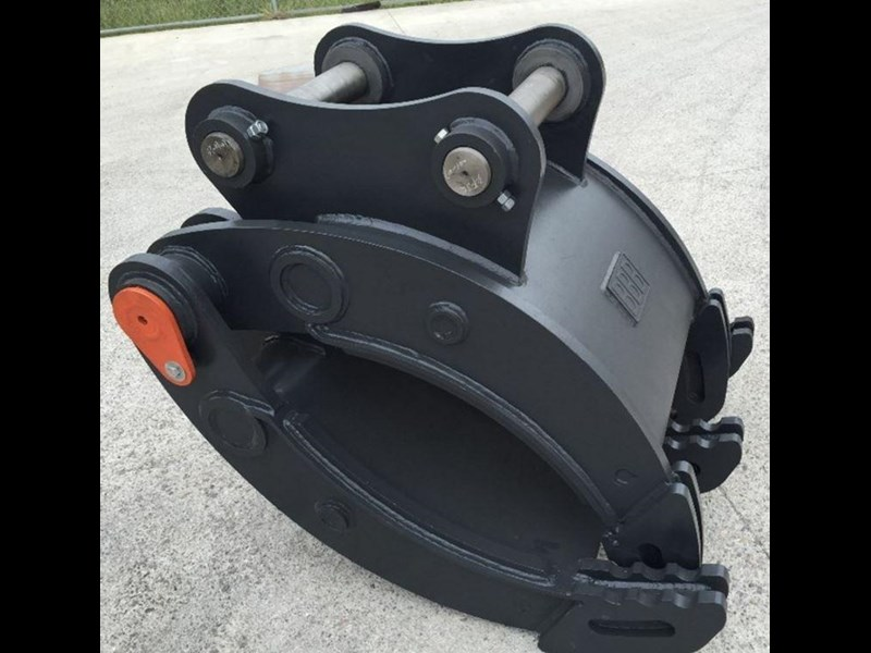 unknown betta bilt buckets (bbb) 30 tonne manual grabs heavy duty 357265 007