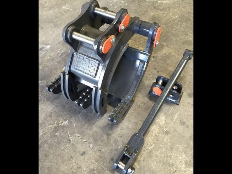 unknown betta bilt buckets (bbb) 3 tonne manual grabs 357250 013