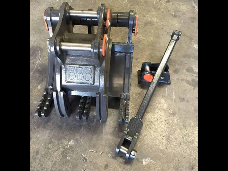 unknown betta bilt buckets (bbb) 3 tonne manual grabs 357250 017