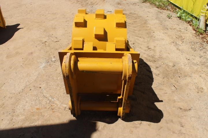 sec compaction wheel suit 25-30 tonne excavator 356971 005