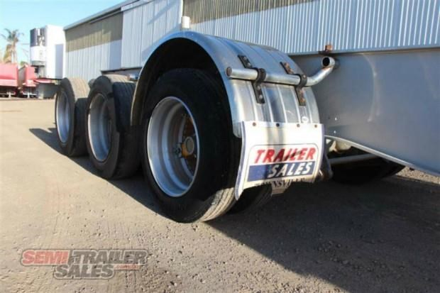 maxitrans semi drop deck skel semi trailer 347766 005
