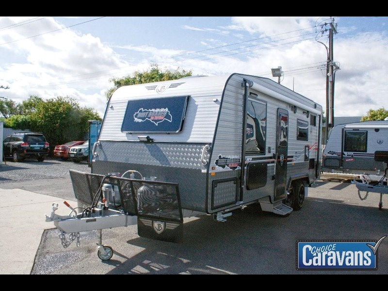 jb caravans dirt roader 19'9 358299 001
