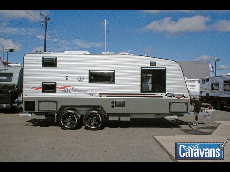 jb caravans dirt roader 19'9 358299 005
