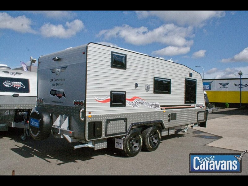 jb caravans dirt roader 19'9 358299 009