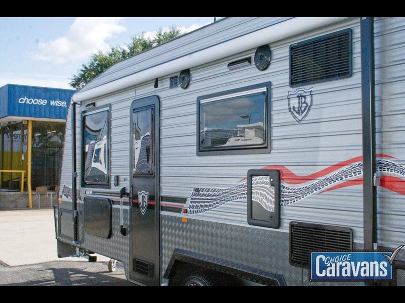 jb caravans dirt roader 19'9 358299 013