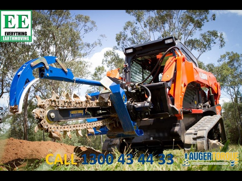 auger torque auger torque ee mt900 trencher is designed to suit mini loaders, skid steers loaders upto 80hp and mini excavators 2.5 to 5 tonnes 358427 009