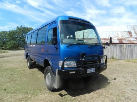 toyota coaster bus 358836 005