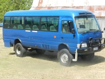 toyota coaster bus 358836 001