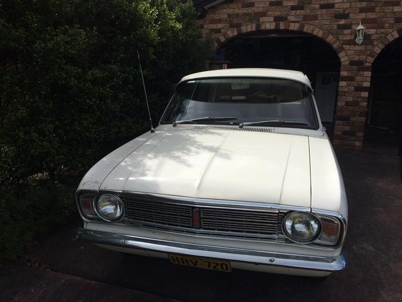 1968 フォード コルチナ 440