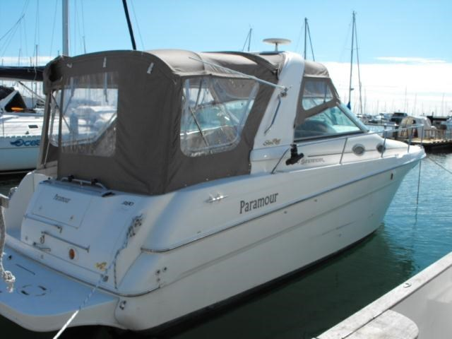 sea ray searunner 290 358998 003