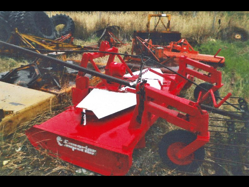 superior 7' slasher/mower 359740 001