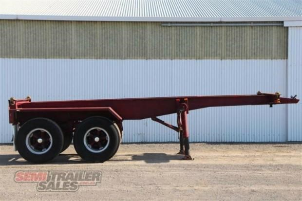 krueger semi 20ft skel trailer 354493 001