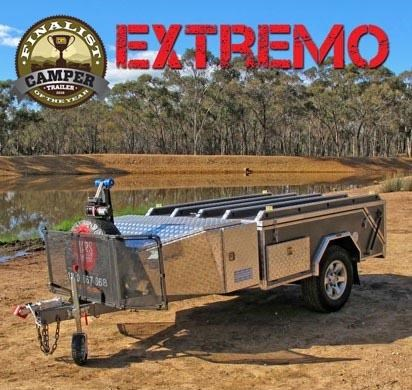 mars campers extremo off road xfh-14 363129 001