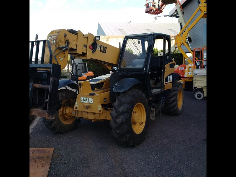 caterpillar th350b 363285 005