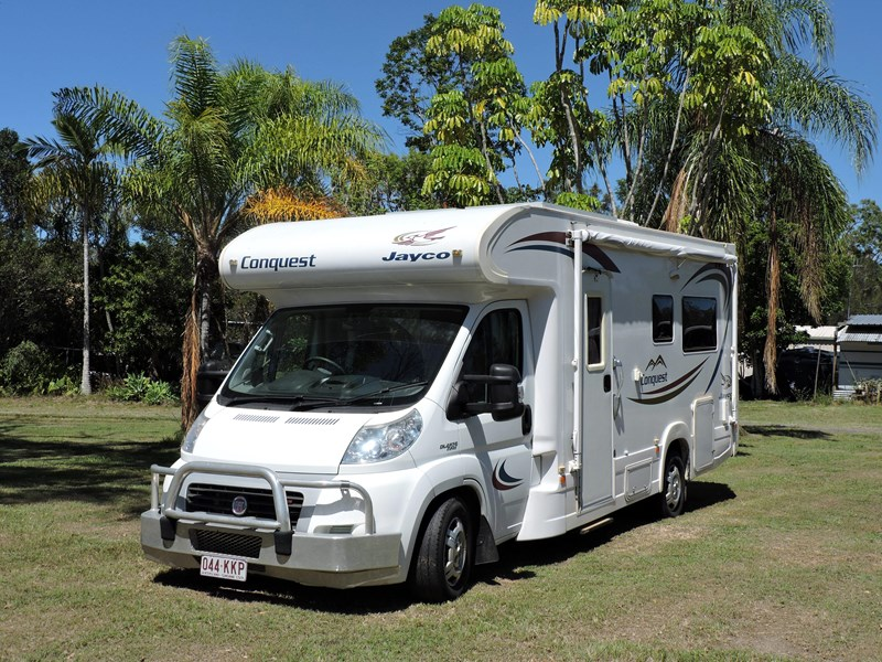 jayco conquest fiat motorhome 357273 001