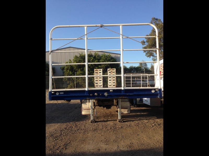 barker tri axle 45ft drop deck 364281 017