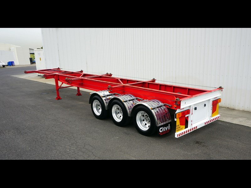reids 40ft tri-axle skel trailer 365018 001