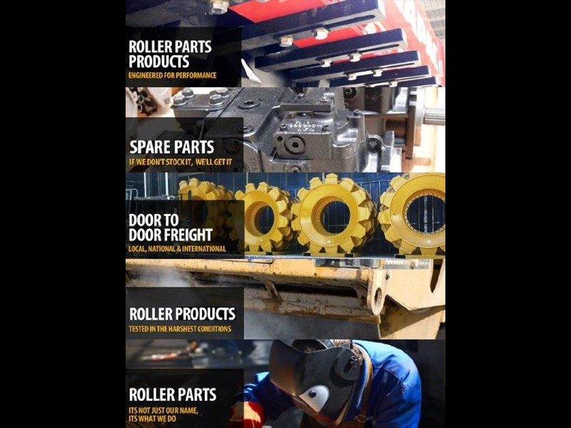 roller parts custom built scraper systems 366420 005