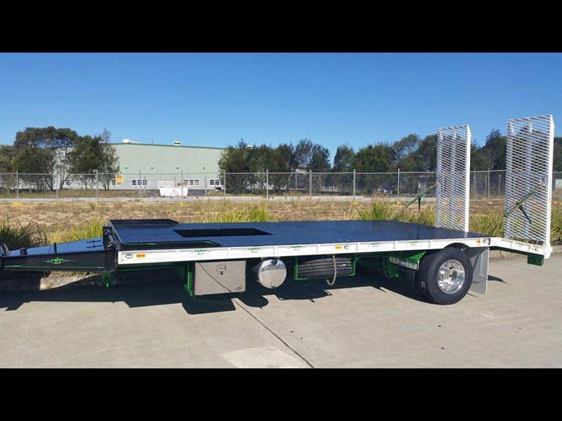 everything earthmoving 11t tag trailer 368315 001