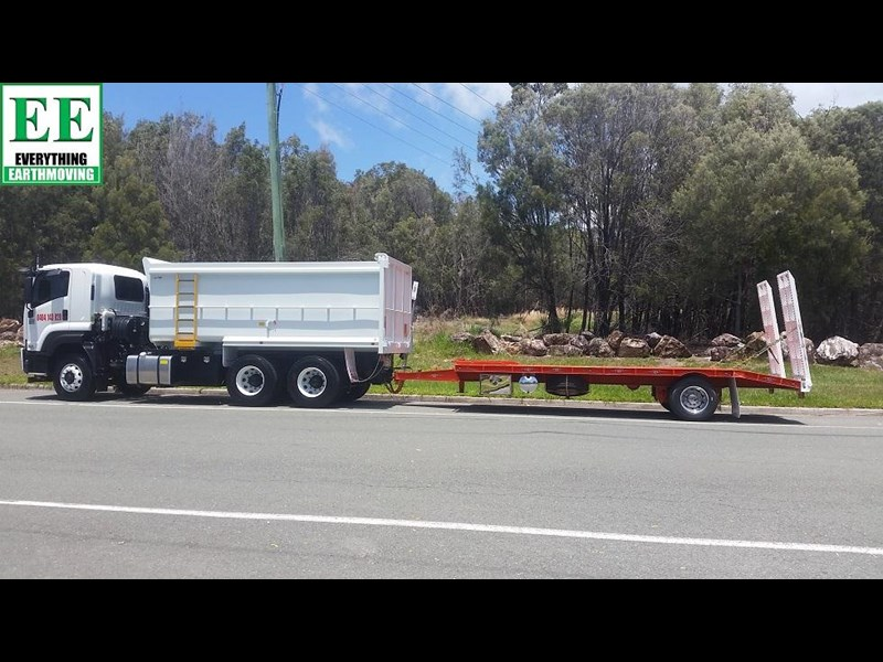 everything earthmoving 11t tag trailer 368315 097