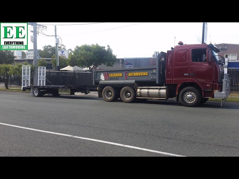 everything earthmoving 11t tag trailer 368315 107