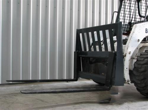 workmate skid steer pallet forks attachment 367312 001