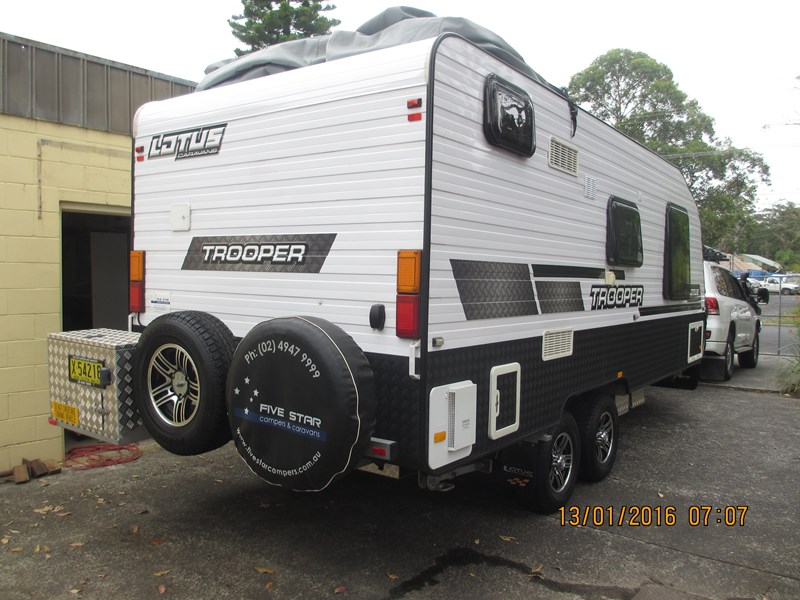 "lotus caravans trooper 19'6"" 367378 005"