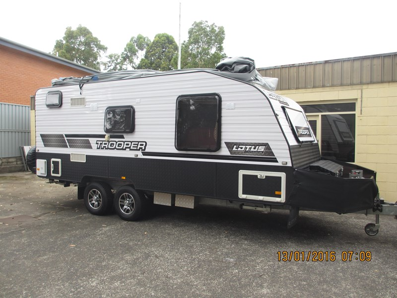 "lotus caravans trooper 19'6"" 367378 001"