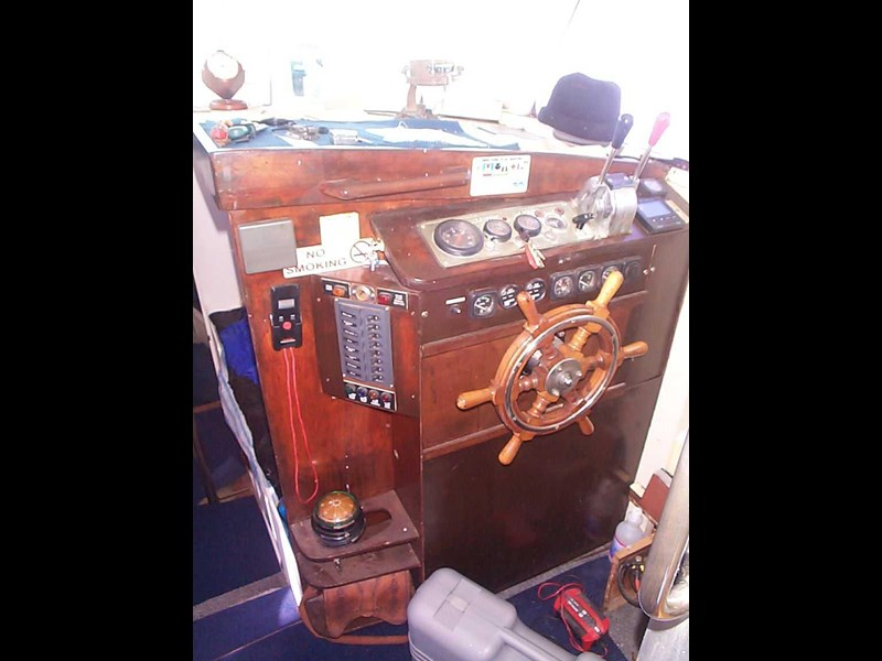 lacco 33 timber motor sailer 366597 011