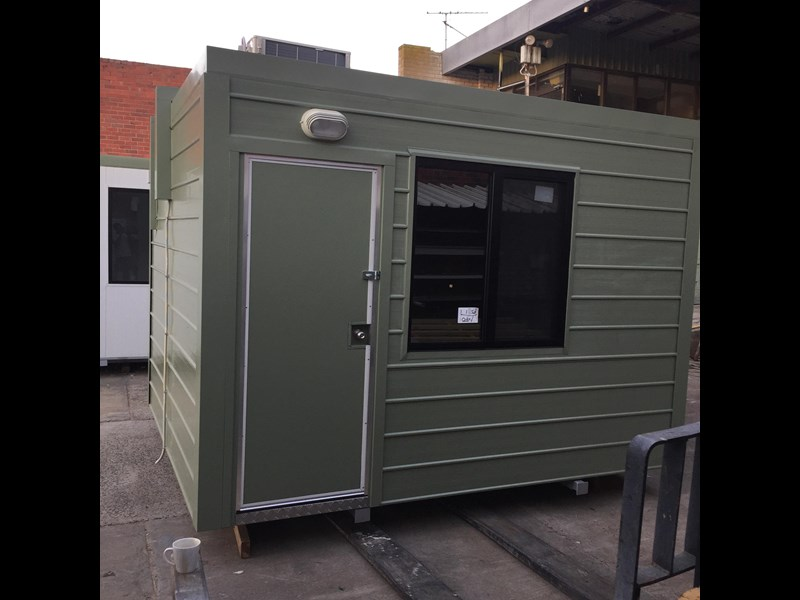 e i group portables 3.6m x 3m insulated fire rated portable building 367567 035