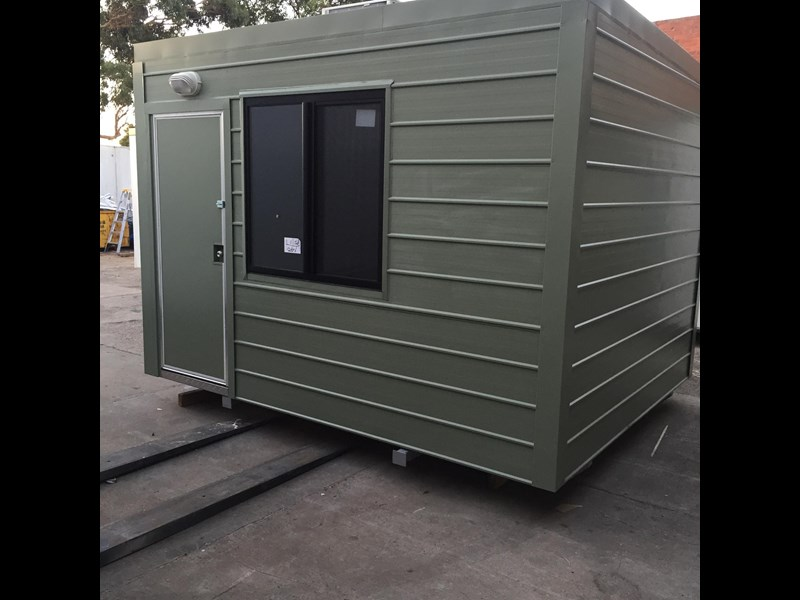 e i group portables 3.6m x 3m insulated fire rated portable building 367567 037