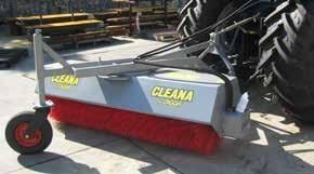digga cleana 3pt linkage angle broom 367746 005