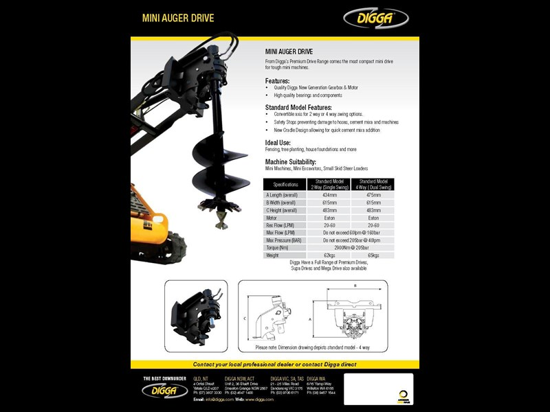 digga mini loader 367801 003