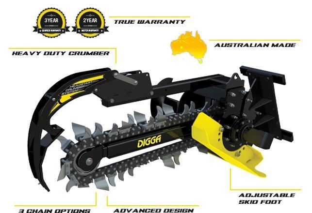 digga 900 bigfoot trencher 367878 001