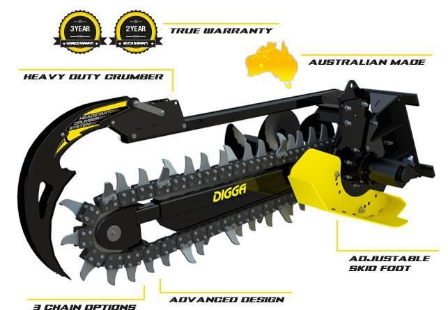 digga 1500 hf bigfoot xd trencher 367881 001