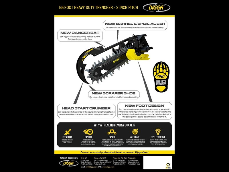digga 1500 hf bigfoot xd trencher 367881 003