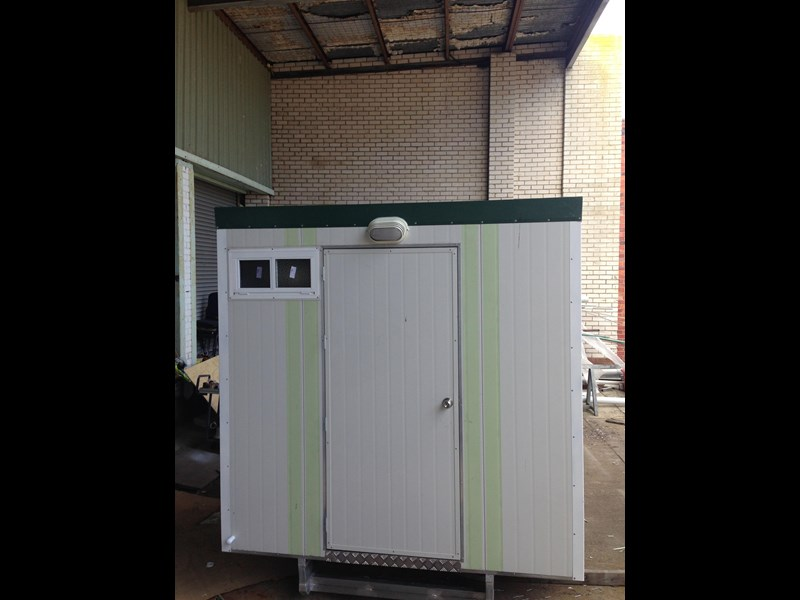 e i group portables compliant 2.4m x 2.4m disabled shower 368124 003